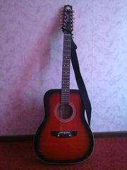 Гитару 12 струн.