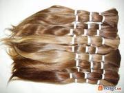 Волосы славянские.