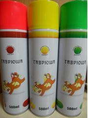 Краска-спрей для маркировки животных