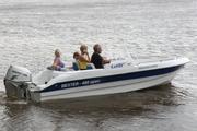 Моторная лодка Bester 480 Open