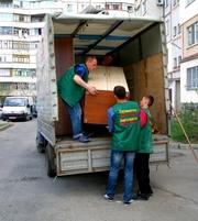 Грузчики- подъем мебели, переезд
