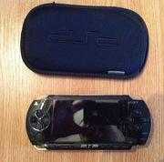 Продам игровую приставку PSP 1000 (прошита)