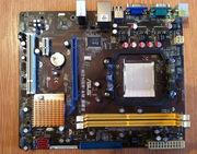 Продам комплект: ASUS M2N68 AM SE / ATHLON 64 5200 / DDR2 4Gb