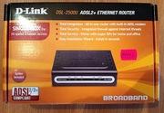 Продам! ADSL модем DSL-2500U