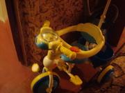 Велосипед трехколесный TCV