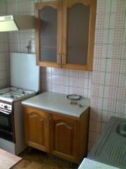 Продам мебель б/у в хорошем состоянии: Кухня натуральное цельное дерев