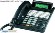 KX-T7433,  Системный телефон Panasonic б/у