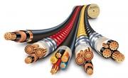Качественный кабель АСБл-10.