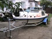 Лодкак для отдыха и рыбалки
