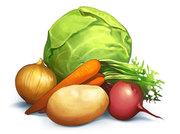 Овощи оптом в Украине: помидор сливка,  капуста,  картофель,  лук,  морков