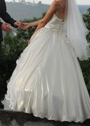 свадебное платье недорого в отличном состоянии