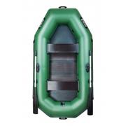 Лодка ПВХ надувная Ладья ЛТ-250-С для рыбалки