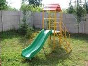 Детские игровые комплексы со склада.