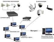 Видеонаблюдение. дача, торговые точки, квартира, дом, офис.