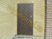 Двери входные в Полтаве
