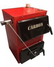 Котел твёрдотопливный,  длительного горения  «Carbon КСТО-18».