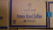 Оптом и в розницу кофе растворимый сублимированный,  лучшего качества.