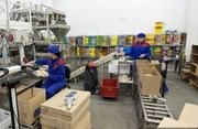 Работники на склады в Чехию