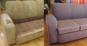 Перетяжка и ремонт мягкой мебели Кременчуг