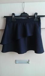 Школьная юбка 6-10 лет