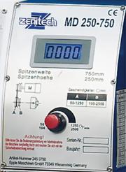 Токарный станок Zenitech MD 250 - 550
