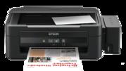 Продается МФУ Epson L210 с оригинальной СНПЧ