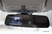 Видеорегистратор в зеркале заднего вида DVR 806