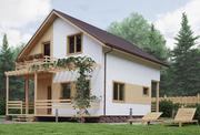 Строительство каркасных домов и домов из SIP-панелей в Полтавской обл.