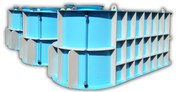 Резервуар для перевозки воды и удобрений КАС Глобино Семеновка