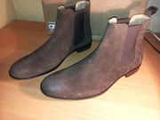 Ботинки туфли челси мужские ASOS;  29, 5 см по стельке. (Новые)