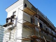 Фасадчики для выполнения работ наружного утепления