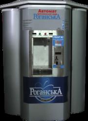 Автоматы для продажи воды