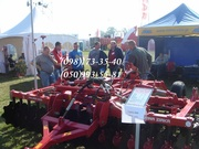 Прицепная борона Паллада 4000 –Червона Зірка