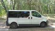 Микроавтобус на свадьбу 7 мест OpelVivaro