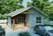 Строительство дачных домов. Цена указана за 1м.кв.