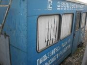 Строительный вагончик кунг  ГАЗ-66