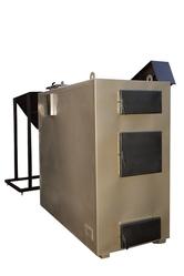 Котел воздушного отопления с автоматической подачей щепы,  тырсы 150кВт