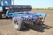Каток кольчато-шпоровый ККШ-6 для уплотнения почвы