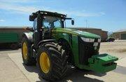 трактор колесный John Deere 8335R Год выпуска 2013 Наработка 5800 м/ч