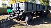 Прицеп тракторный самосвальный 3ПТС-12