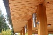 Имитация бруса сосна для внутренних работ в Полтаве