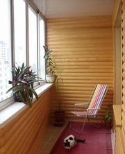 Блок хаус сосна для наружных и внутренних работ в Полтаве