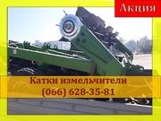 Каток КИР 6 повышение урожайности