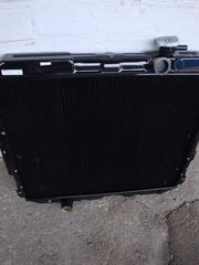 радіатор газ 3309
