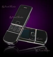 Nokia 8800 Sapphire Arte black 2200грн